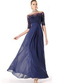 модни дълги рокли 5