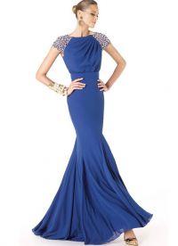 модни дълги рокли 8