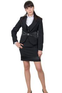 Modny mundurek szkolny dla nastolatków 1