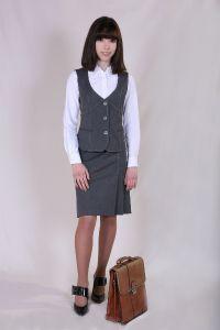Modny mundurek szkolny dla nastolatków 4