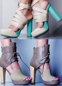 модни обувки пролет 2013 1