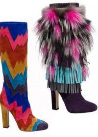 модни обувки пролет 2013 2