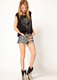 Modne kratke hlače 2