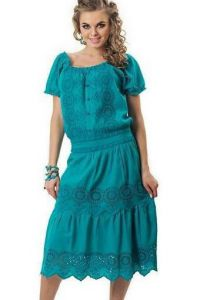 Modna ljetna odjeća za djevojke 7