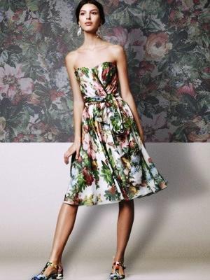 Модне летње хаљине8