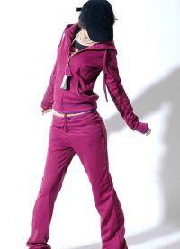 Modne športne obleke za dekleta 2
