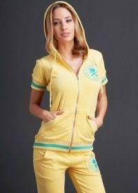 Modne športne obleke za dekleta 5