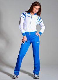 Modne športne obleke za dekleta 4
