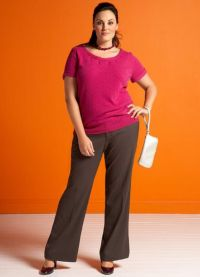 modne hlače za debele ženske 2
