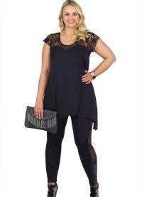 modne hlače za debele ženske 5