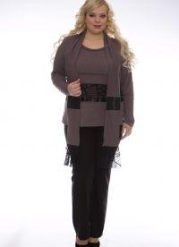 modne hlače za debele ženske 7