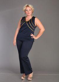 modne hlače za debele ženske 8