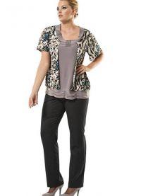 modne hlače za debele ženske 9