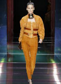 wiosna lato 2016 modne spodnie 9