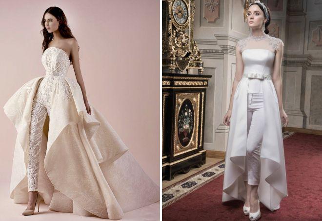 stylowe suknie ślubne