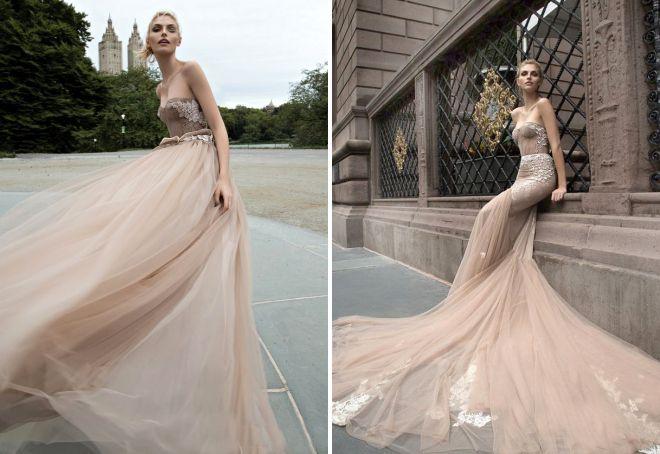 jakie suknie ślubne są teraz modne