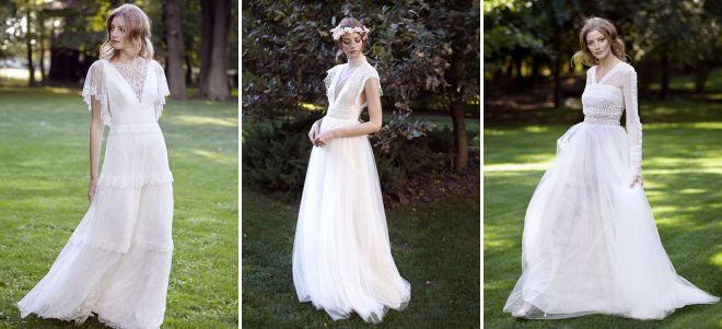 stylowe i modne suknie ślubne