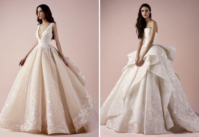 Modne urocze suknie ślubne