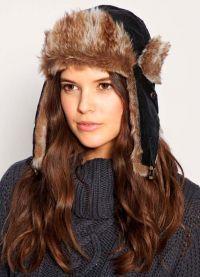 женске модне зимске капе 1