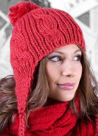 женске модне зимске капе 4