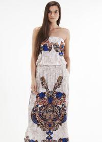 Stilov poletnih oblek in sundresov13