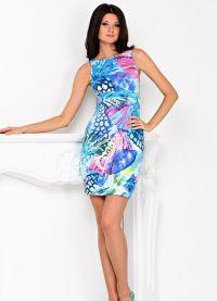 Modne poletne obleke in sundresi5