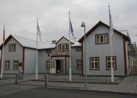 Здание бывшего французского консульства