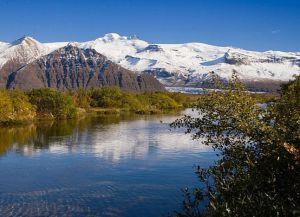 Национальный парк Скафтафедль - одно из природных чудес Исландии