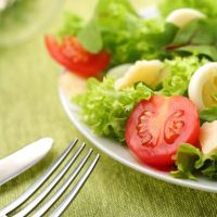 dietu na zelenině a ovoce menu pro týden
