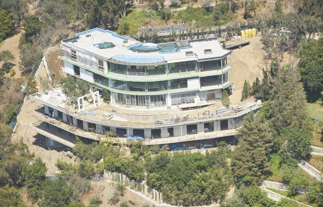 Фото дома Хадида