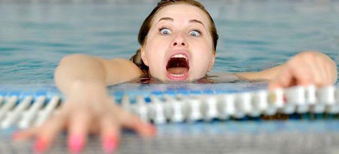страх од воде