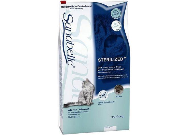 Корм Бош для стерилизованных кошек