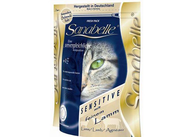 Бош Сенситив для кошек