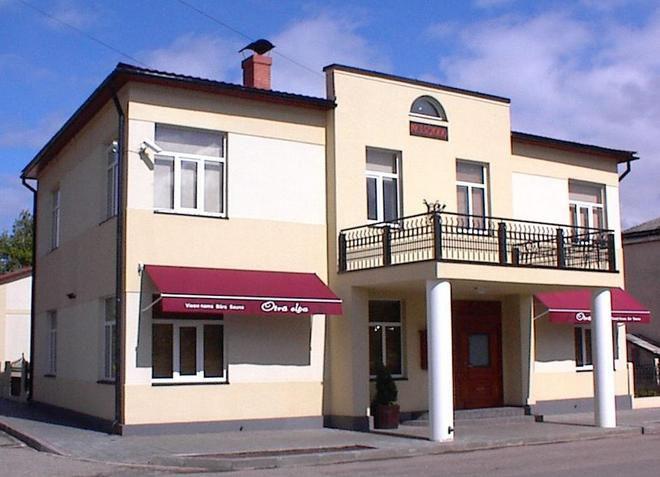 Гостевой дом Otrā Elpa