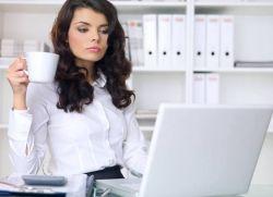 poslovanje kot ženska