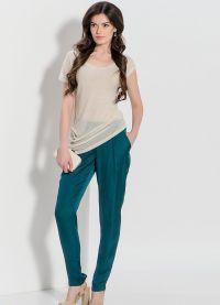 Ženske klasične hlače5