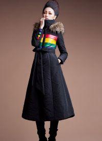 Ženské dlouhé sako 1