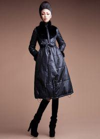 dámská dlouhá bunda 3
