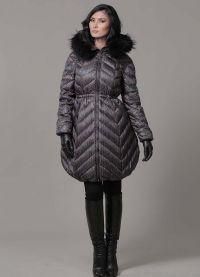 dámská dlouhosrstá bunda 7