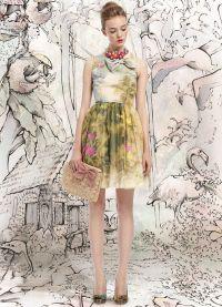 ženský styl šatů 6