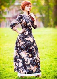ženský styl šatů 8