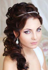 Празнични прически за дълга коса 4