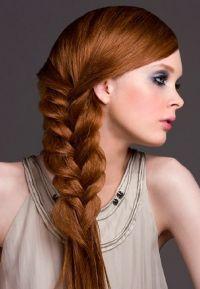 Празнични прически за дълга коса 7
