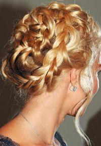 svečane frizure iz pletenice
