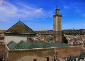 Мавзолей Мулай Идриса - здание
