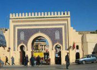 Главные ворота Баб-Бу-Джелуд