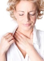 фокална фиброза на белите дробове