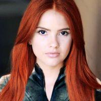 огненият червен цвят на косата 8