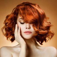 ватрена црвена боја боје косе 4