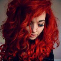 огнена червена боя за коса 5